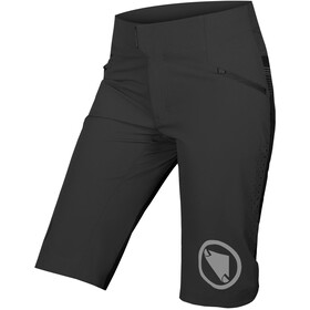 Endura SingleTrack Lite Shorts Dames, black